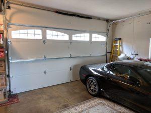 clopay garage door gallery model