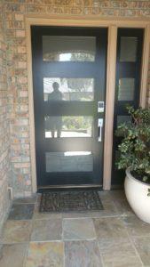 entry door project glass door
