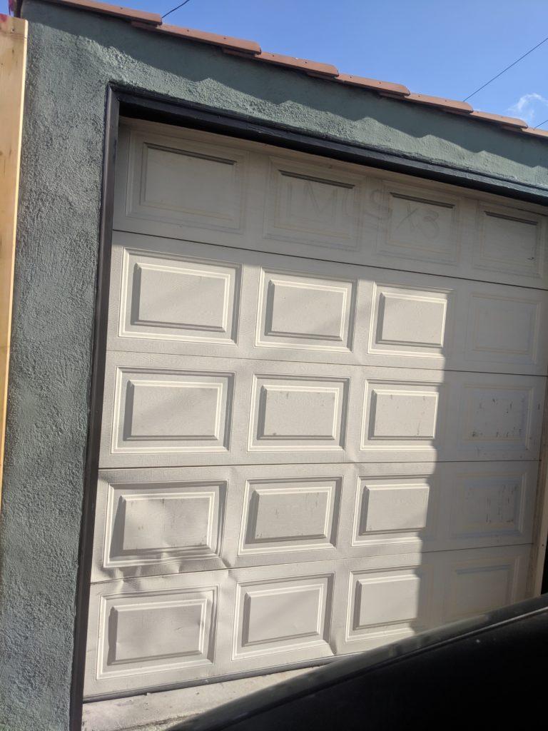 rust garage door long beach, ca
