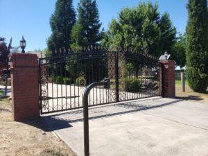gate installation sacramento, ca