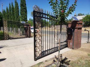 gate opener installation roseville, ca