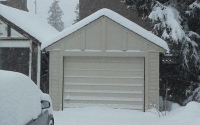Winter Rough On Garage Door Openers